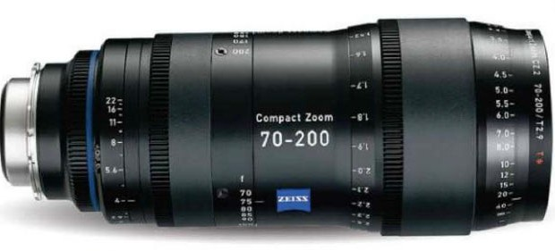 Carl Zeiss Compact Zoom CZ.2 70-200 T2.9